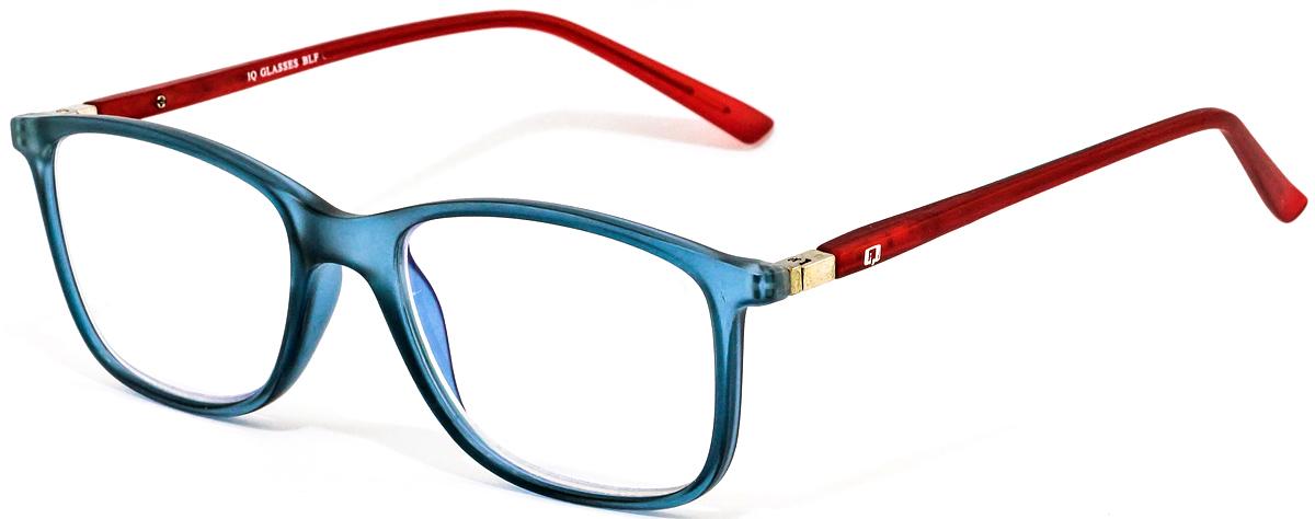 IQ Glasses Очки для чтения BLF 005 44 +1.54690452042480Готовые очки для чтения с фильтром для защиты глаз от UV400 и потенциально опасных лучей синего света, излучаемого экранами большинства электронных устройств.Снижают интенсивность потенциально опасных лучей синего цвета.Увеличивают контрастность изображения.Повышают четкость и яркость зрения.Нейтрализуют яркий и отраженный свет.Уменьшают усталость глаз.Новые очки для работы с цифровыми устройствами созданы для того, чтобы ваша жизнь онлайн была как можно комфортнее.Металлические и пластиковые оправы подойдут как модникам, так и любителям классики. Продаются без рецепта.Защита глаз сегодня, отличное зрение в будущем!