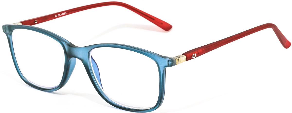IQ Glasses Очки для чтения BLF 005 44 +2.04690452042497Готовые очки для чтения с фильтром для защиты глаз от UV400 и потенциально опасных лучей синего света, излучаемого экранами большинства электронных устройств.Снижают интенсивность потенциально опасных лучей синего цвета.Увеличивают контрастность изображения.Повышают четкость и яркость зрения.Нейтрализуют яркий и отраженный свет.Уменьшают усталость глаз.Новые очки для работы с цифровыми устройствами созданы для того, чтобы ваша жизнь онлайн была как можно комфортнее.Металлические и пластиковые оправы подойдут как модникам, так и любителям классики. Продаются без рецепта.Защита глаз сегодня, отличное зрение в будущем!