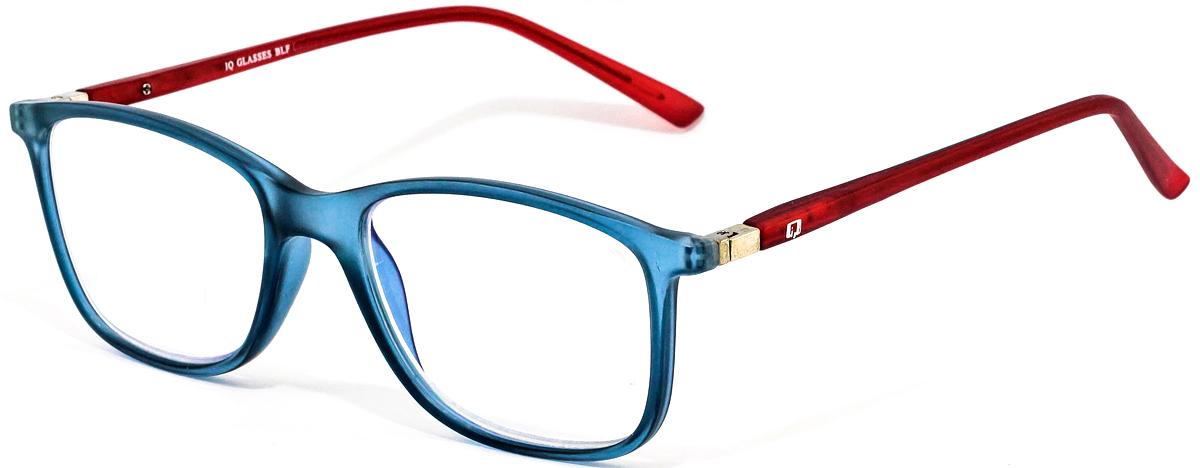 IQ Glasses Очки для чтения BLF 005 44 +3.04690452042510Готовые очки для чтения с фильтром для защиты глаз от UV400 и потенциально опасных лучей синего света, излучаемого экранами большинства электронных устройств.Снижают интенсивность потенциально опасных лучей синего цвета.Увеличивают контрастность изображения.Повышают четкость и яркость зрения.Нейтрализуют яркий и отраженный свет.Уменьшают усталость глаз.Новые очки для работы с цифровыми устройствами созданы для того, чтобы ваша жизнь онлайн была как можно комфортнее.Металлические и пластиковые оправы подойдут как модникам, так и любителям классики. Продаются без рецепта.Защита глаз сегодня, отличное зрение в будущем!