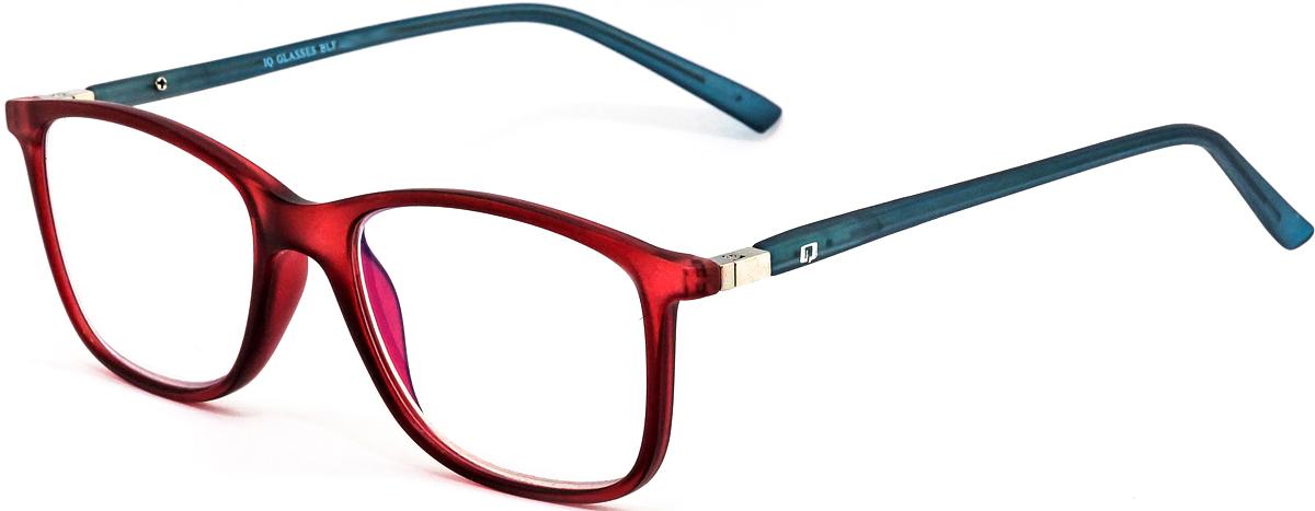 IQ Glasses Очки для чтения BLF 005 46 +3.04690452042633Готовые очки для чтения с фильтром для защиты глаз от UV400 и потенциально опасных лучей синего света, излучаемого экранами большинства электронных устройств.Снижают интенсивность потенциально опасных лучей синего цвета.Увеличивают контрастность изображения.Повышают четкость и яркость зрения.Нейтрализуют яркий и отраженный свет.Уменьшают усталость глаз.Новые очки для работы с цифровыми устройствами созданы для того, чтобы ваша жизнь онлайн была как можно комфортнее.Металлические и пластиковые оправы подойдут как модникам, так и любителям классики. Продаются без рецепта.Защита глаз сегодня, отличное зрение в будущем!