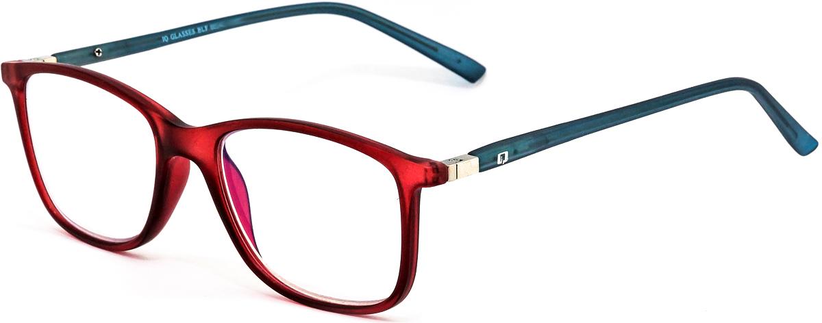 IQ Glasses Очки для чтения BLF 005 46 +3.54690452042640Готовые очки для чтения с фильтром для защиты глаз от UV400 и потенциально опасных лучей синего света, излучаемого экранами большинства электронных устройств.Снижают интенсивность потенциально опасных лучей синего цвета.Увеличивают контрастность изображения.Повышают четкость и яркость зрения.Нейтрализуют яркий и отраженный свет.Уменьшают усталость глаз.Новые очки для работы с цифровыми устройствами созданы для того, чтобы ваша жизнь онлайн была как можно комфортнее.Металлические и пластиковые оправы подойдут как модникам, так и любителям классики. Продаются без рецепта.Защита глаз сегодня, отличное зрение в будущем!