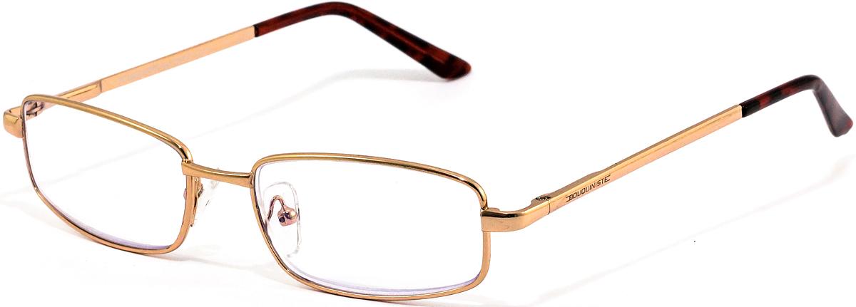 Bouquiniste Очки для чтения BLF 002 C1 +1.54690452043562Готовые очки для чтения с фильтром для защиты глаз от UV400 и потенциально опасных лучей синего света, излучаемого экранами большинства электронных устройств.Снижают интенсивность потенциально опасных лучей синего цвета.Увеличивают контрастность изображения.Повышают четкость и яркость зрения.Нейтрализуют яркий и отраженный свет.Уменьшают усталость глаз.Новые очки для работы с цифровыми устройствами созданы для того, чтобы ваша жизнь онлайн была как можно комфортнее.Металлические и пластиковые оправы подойдут как модникам, так и любителям классики. Продаются без рецепта.Защита глаз сегодня, отличное зрение в будущем!
