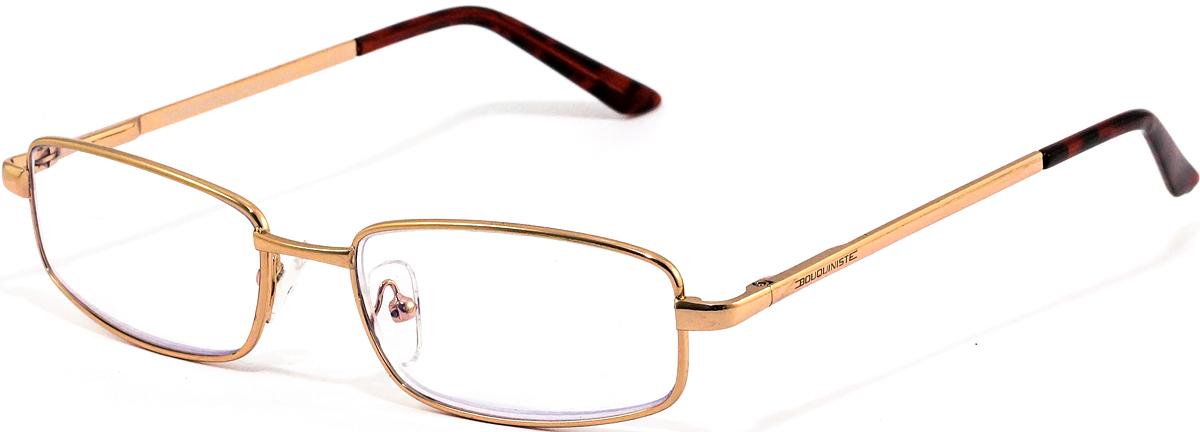 Bouquiniste Очки для чтения BLF 002 C1 +2.54690452043586Готовые очки для чтения с фильтром для защиты глаз от UV400 и потенциально опасных лучей синего света, излучаемого экранами большинства электронных устройств.Снижают интенсивность потенциально опасных лучей синего цвета.Увеличивают контрастность изображения.Повышают четкость и яркость зрения.Нейтрализуют яркий и отраженный свет.Уменьшают усталость глаз.Новые очки для работы с цифровыми устройствами созданы для того, чтобы ваша жизнь онлайн была как можно комфортнее.Металлические и пластиковые оправы подойдут как модникам, так и любителям классики. Продаются без рецепта.Защита глаз сегодня, отличное зрение в будущем!