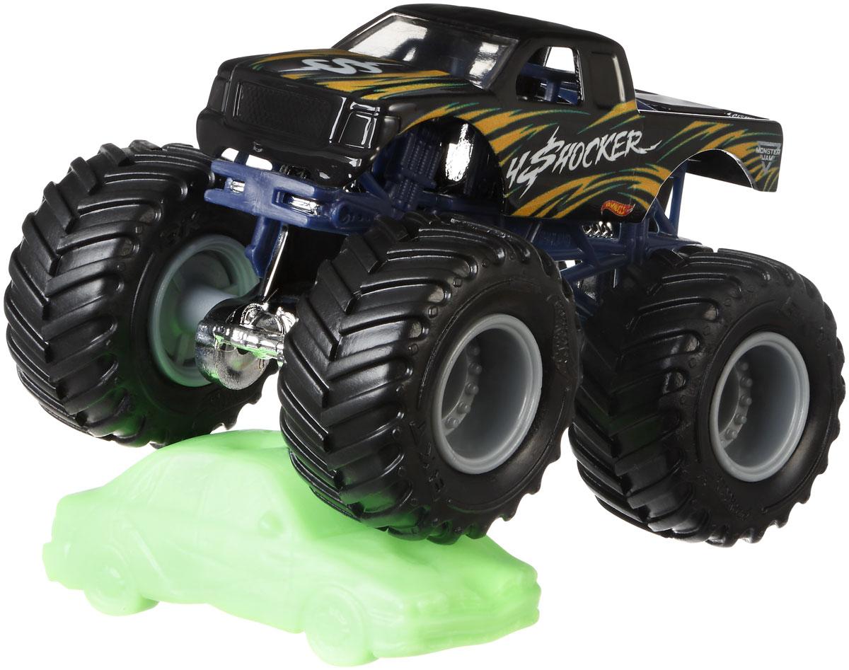 Hot Wheels Monster Jam Машинка 4Shocker hot 55055