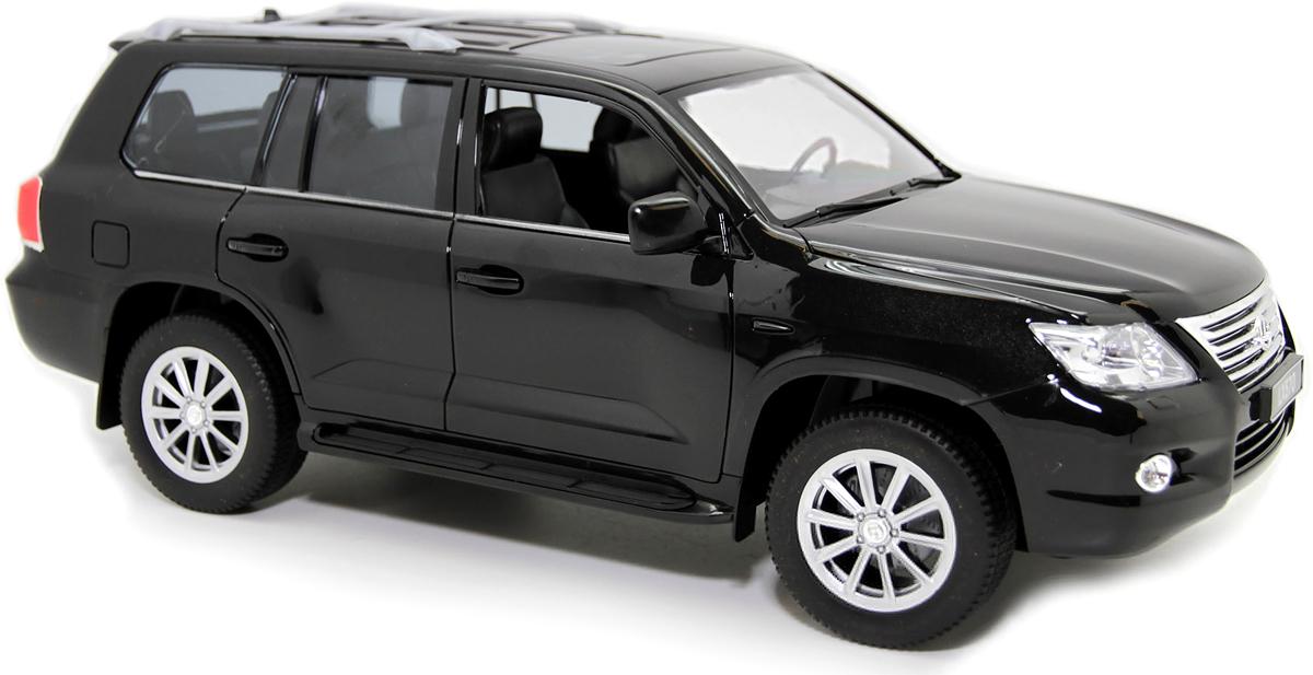 Balbi Внедорожник на радиоуправлении Lexus LX 570 цвет черный A0G1082922 balbi balbi радиоуправляемая машина внедорожник crawler 1 18 зеленый