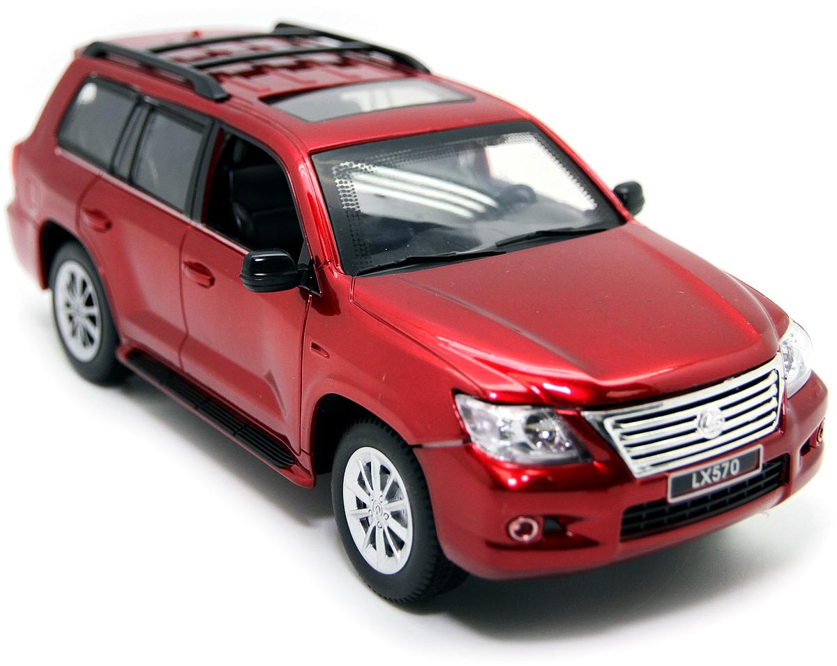 Balbi Внедорожник на радиоуправлении Lexus LX 570 цвет красный A0G1082928