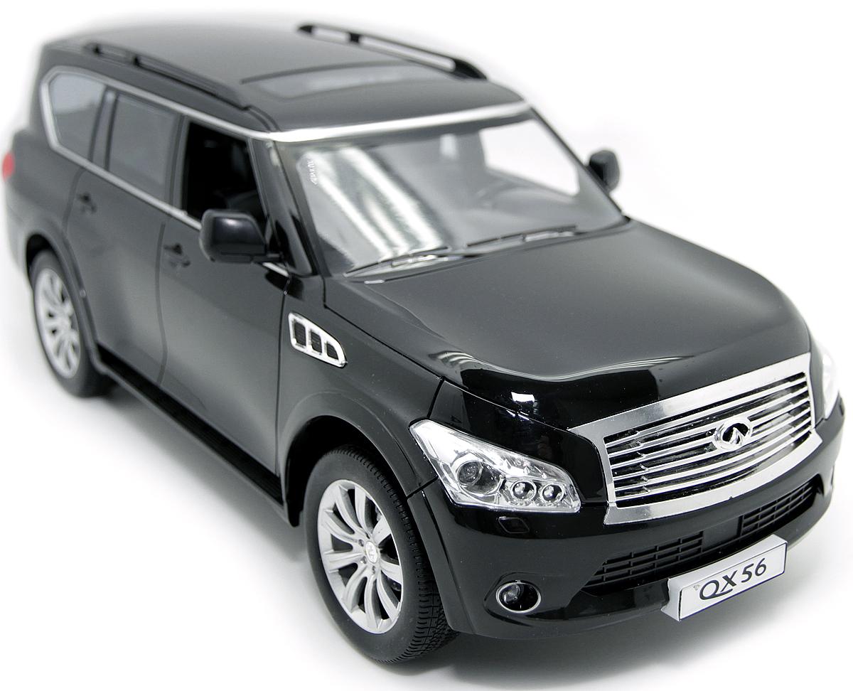 Balbi Внедорожник на радиоуправлении Infiniti Qx 56 цвет черный A0G1082920 maxi toys модель автомобиля infiniti qx