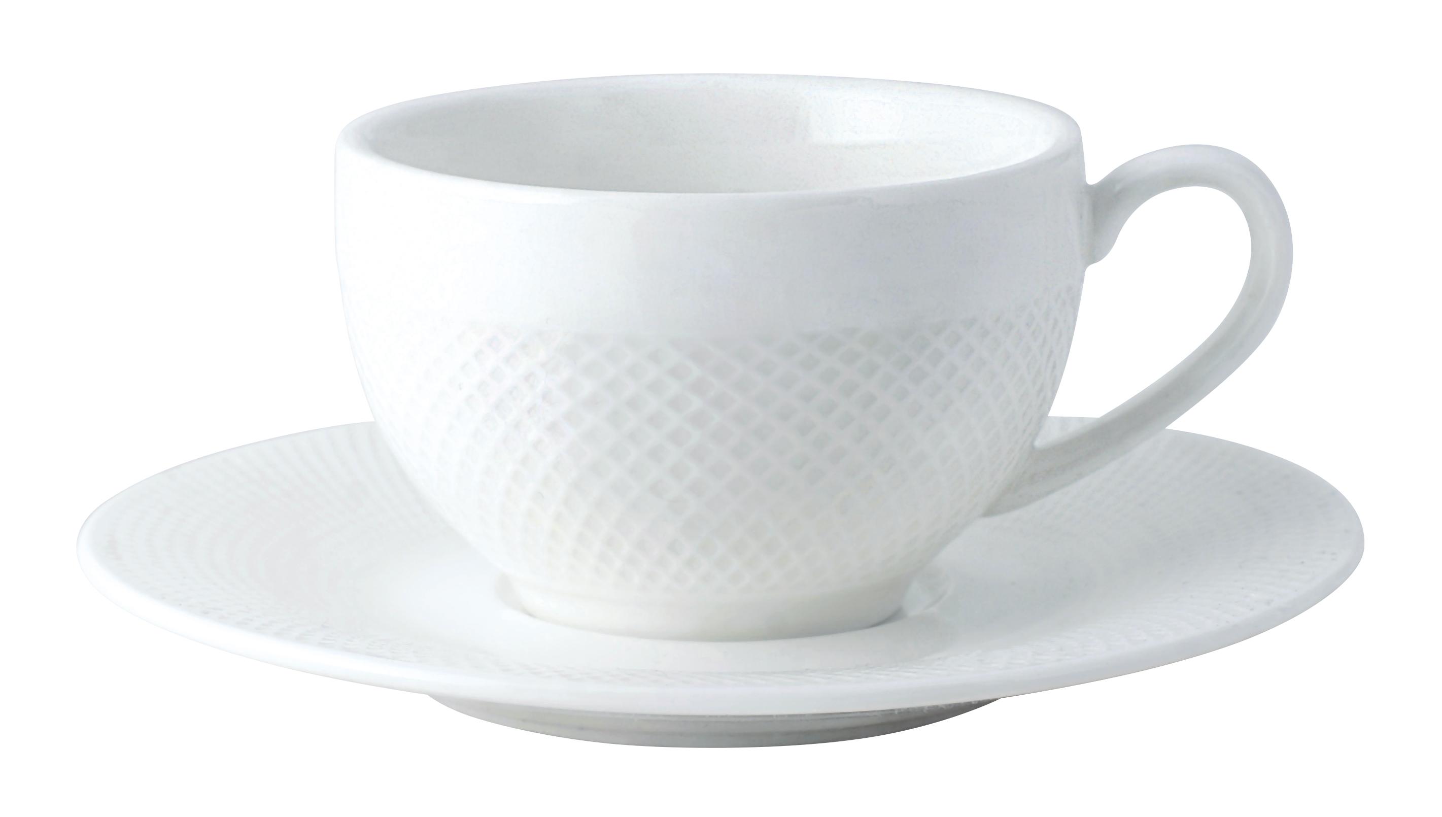 """Чайная пара Tudor England """"Royal Sutton"""" выполнена из твердого фарфора.  Можно использовать в микроволновой печи. Можно использовать в посудомоечной машине."""