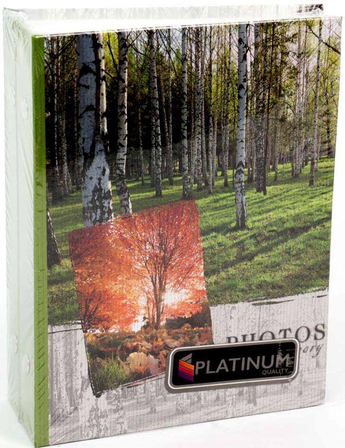 Фотоальбом Platinum Ландшафт-1, на 100 фото. PP-46100S (12226-1) фотоальбом platinum ландшафт 1 на 100 фото pp 46100s 12226 1