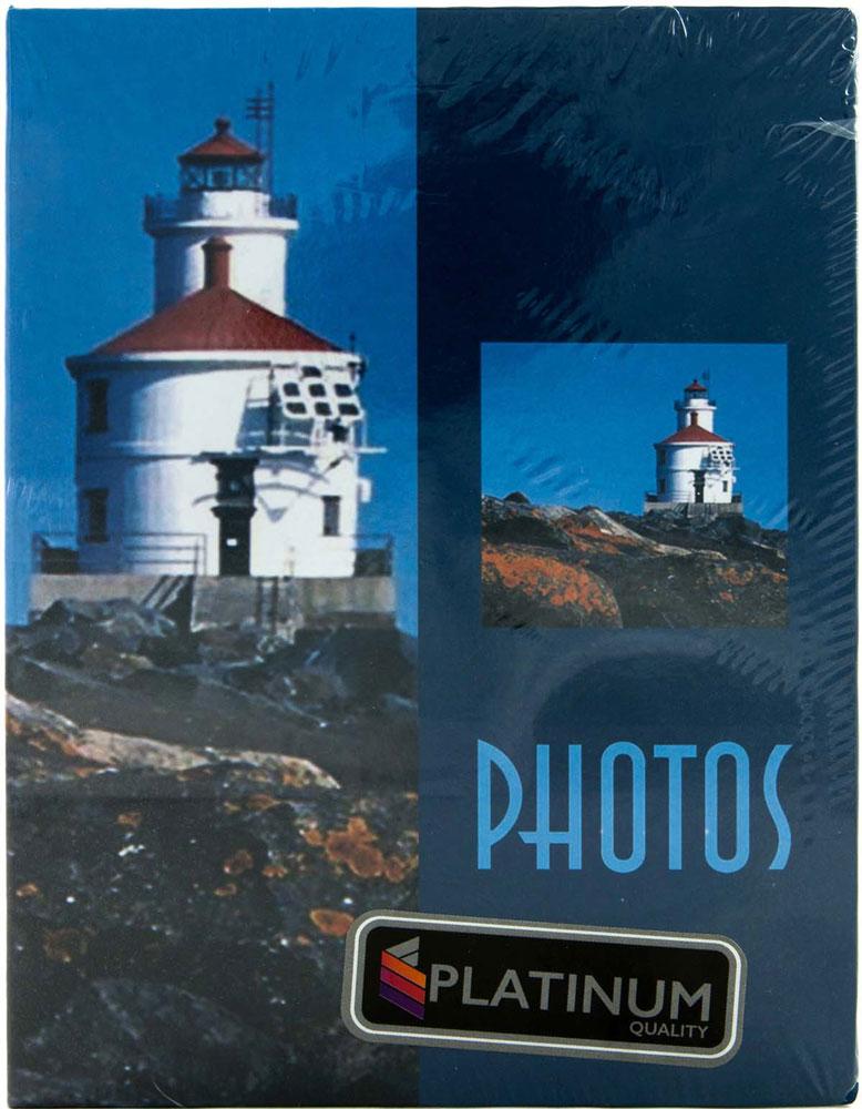 Фотоальбом Platinum Ландшафт-4, 100 фотографий, 10 х 15 см фотоальбом окно цвет голубой 100 фотографий 10 х 15 см