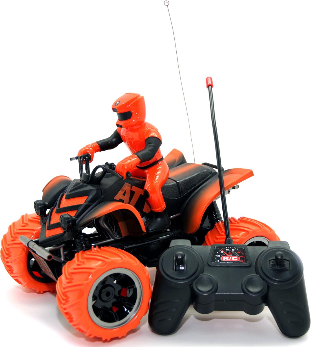 BalbiКвадроцикл на радиоуправлении Mtr-001-О цвет оранжевый A0G1082913 Balbi
