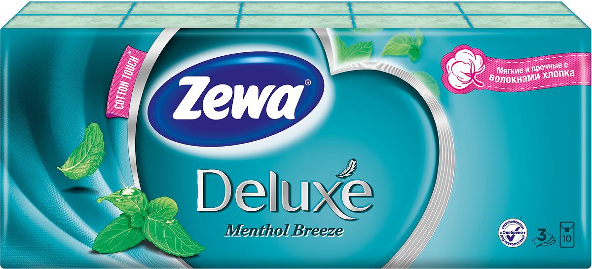 Платки носовые Zewa