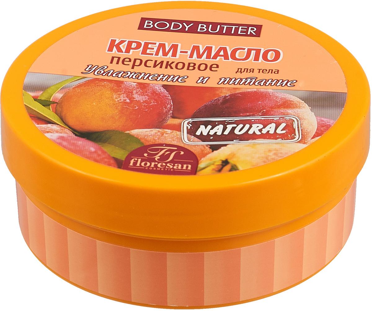 Floresan Body Butter Крем-масло для тела Персиковое, 200 мл для волос floresan