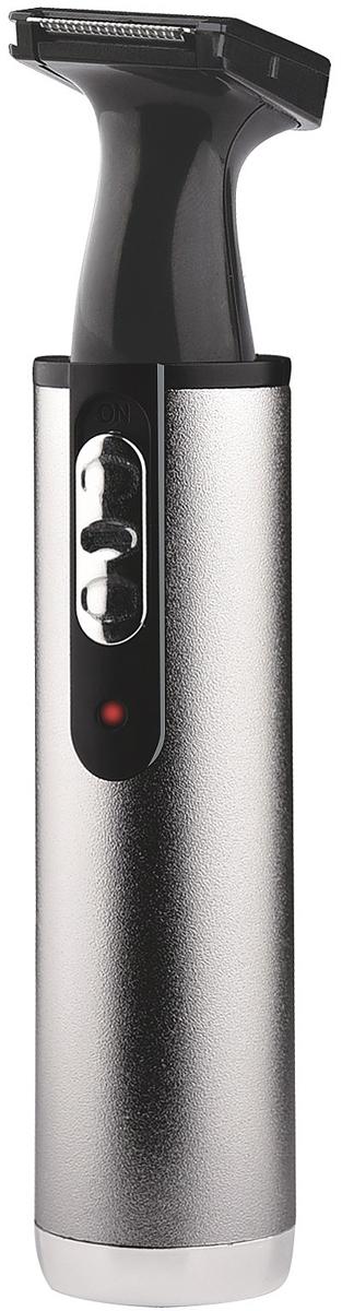 HTC АТ-036 триммерАТ-036Триммер НТС, модель АТ-036, работающий от сети. В комплекте идет шнур для зарядки прибора. Дополнительная насадка-триммер для подравнивания бороды и усов, основная насадка для удаления волос в носу и ушах. Возможность чистки насадок под струей воды. Световой индикатор на корпусе прибора.