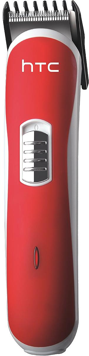 HTC АТ-1103В, Red машинка для стрижки