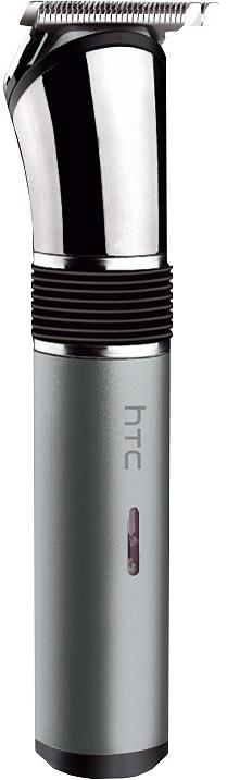 HTC АТ-1302, Grey машинка для стрижкиАТ-1302 серыйМашинка для стрижки волос НТС, модель АТ-1302, цвет серый.покрытие из АБС-пластика, 2 аккумуляторные батареи емкостью400mAh, резиновая отделка покрытия. Время работы прибора -60 минут, время зарядки - 8 часов. длина срезаемых волос - от 3до 6 мм. В комплекте идут: смазочное масло, чистящаящетка, защитная крышка для лезвий.