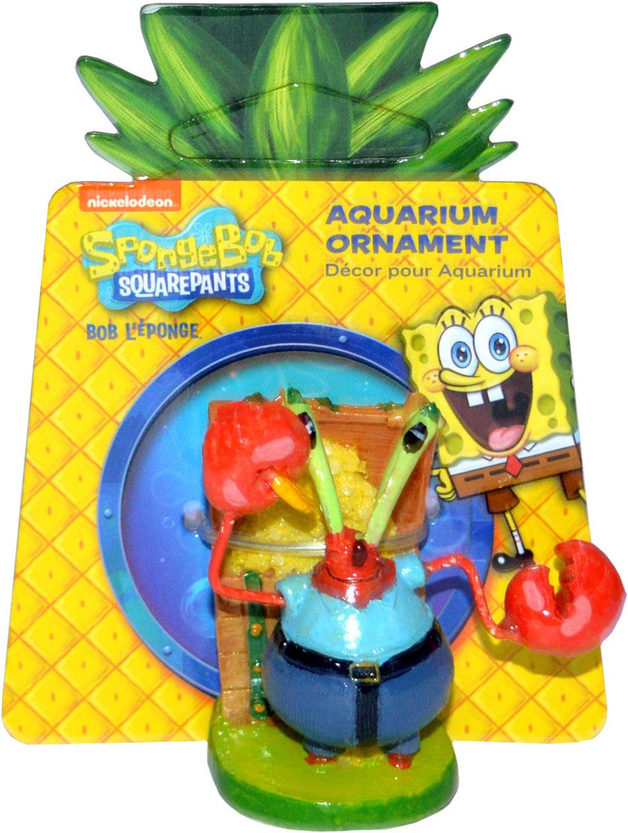 Грот для аквариума Penn-Plax Мистер Крабс, 6 х 6 х 6 см penn rich woolrich pa пальто