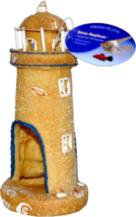 Грот для аквариума Penn-Plax Песчаный маяк с ракушками, 10 см penn rich woolrich pa пальто