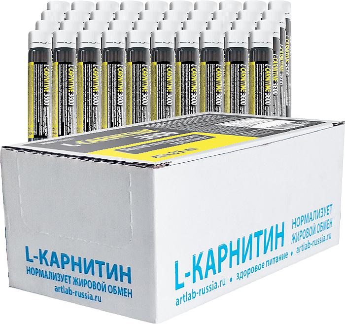 Карнитин Россия XXI POWER L-Карнитин 3600, 25 мл х 40 шт гейнер шоколад xxi power 1 кг