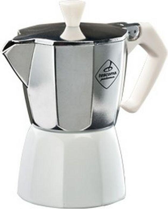 Классическая кофеварка отлично подходит для приготовления традиционного эспрессо. Изготовлено из безопасного алюминия, который может вступать в контакт с пищевыми продуктами (EN 601), ручка из термостойкого пластика. Подходит для использования на газовых, электрических и стеклокерамических плитах.