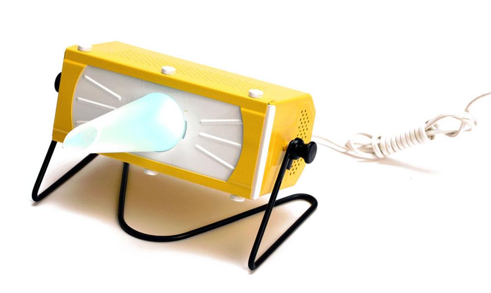 Линия Здоровья Ультрафиолетовый кварцевый облучатель ОУФК-01 Семейный, цвет: желтый все цены