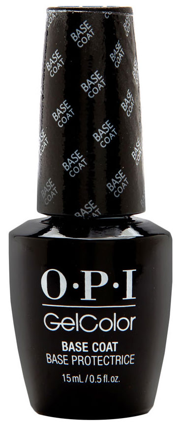 OPI Базовое покрытие GelColor, 15 мл opi гель лак gelcolor тон no more mr night sky 15 мл