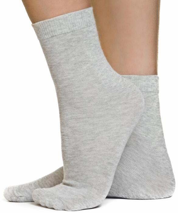 Носки женские Idilio, цвет: светло-серый. SW 07. Размер универсальный foxriver носки туристические 2689 raggler светло синий