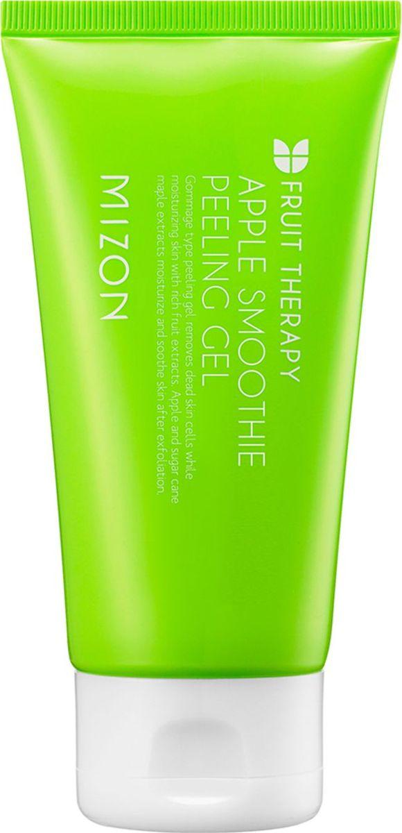 Mizon Яблочный пилинг-гель Apple Smoothie Peeling Gel, 120 мл пилинг mizon pore control peeling toner
