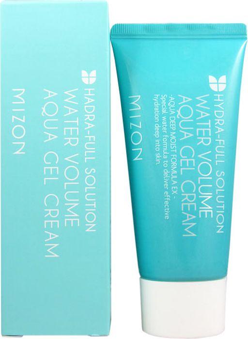 Mizon Увлажняющий крем-гель для лица Water Volume Aqua Gel Cream, 45 мл8809325902448Крем-гель обеспечивает глубокое увлажнение, обладает освежающим и охлаждающим эффектом, нормализуя баланс температуры кожи. Обеспечивает вид здоровой, сияющей, наполненной влагой кожи. Крем подходит для самой чувствительной кожи, защищает ее от внешних воздействий окружающей среды, UF излучения и предотвращает раздражение. Крем-гель моментально впитывается без ощущения тяжести и жирности на коже, благодаря своей безмаслянной формуле и подходит даже жирной и проблемной кожи. Активный состав: ледниковая вода из Аляски, глубинная океанская вода, сок березы, гиалуроновая кислота, урсоловая кислота, ателоколлаген, экстракт гамамелиса вирджинского, арбуза, базилика, лотоса индийского, масло оливы.