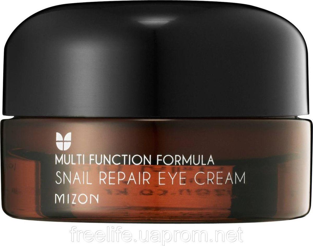 Mizon Крем для кожи вокруг глаз с экстрактом улитки Snail Repair Eye Cream, 25 мл крем mizon all in one snail repair cream объем 75 мл