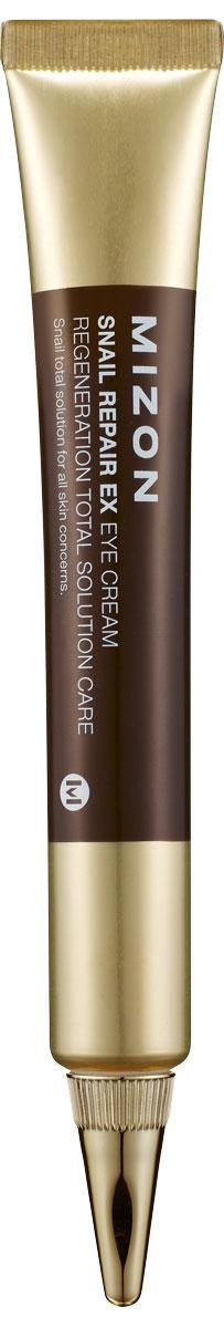 Mizon Крем для кожи вокруг глаз с экстрактом улитки Snail Repair Eye Cream, 15 мл
