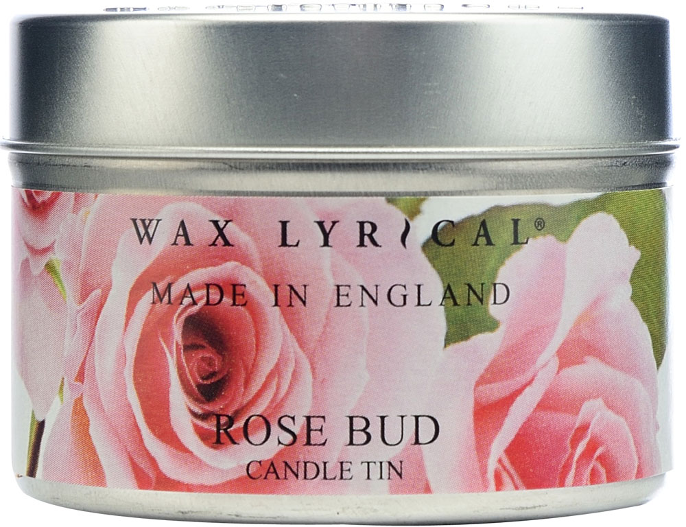 Свеча ароматическая Wax Lyrical Роза. Сделано в Англии, 4,8 x 4,8 x 6,4 смWLE0204Свеча ароматическая Wax Lyrical Роза. Сделано в Англии в алюминиевой банке.Истинно английский свежий аромат букета роз и гардений.Как пользоваться свечами? Перед каждым зажжением свечи подрезайте фитиль, его оптимальная высота 5-6 мм; при первом зажигании, дайте поверхности свечи полностью расплавиться; ставьте зажженную свечу на ровную поверхность.