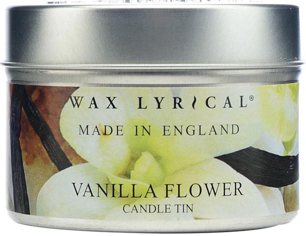 Свеча ароматическая Wax Lyrical Сливочная ваниль. Сделано в Англии, 4,8 x 4,8 x 6,4 смWLE0202Свеча ароматическая Wax Lyrical Сливочная ваниль. Сделано в Англии в алюминиевой банке.Сливочное масло и стручковая ваниль, смешанные с мускусом, создают классический популярный аромат.Как пользоваться свечами? Перед каждым зажжением свечи подрезайте фитиль, его оптимальная высота 5-6 мм; при первом зажигании, дайте поверхности свечи полностью расплавиться; ставьте зажженную свечу на ровную поверхность.