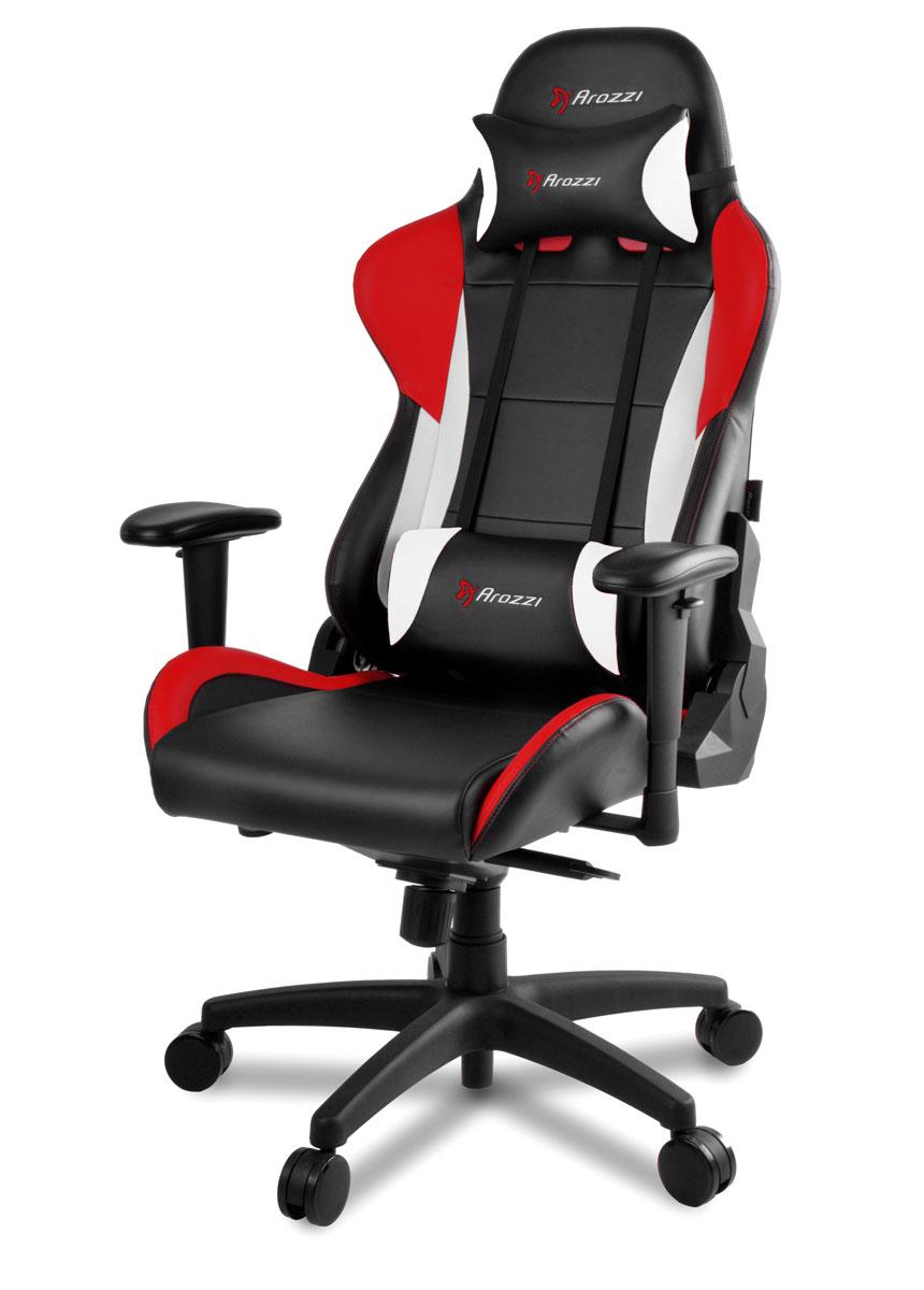 Arozzi Verona Pro V2, Red игровое кресло