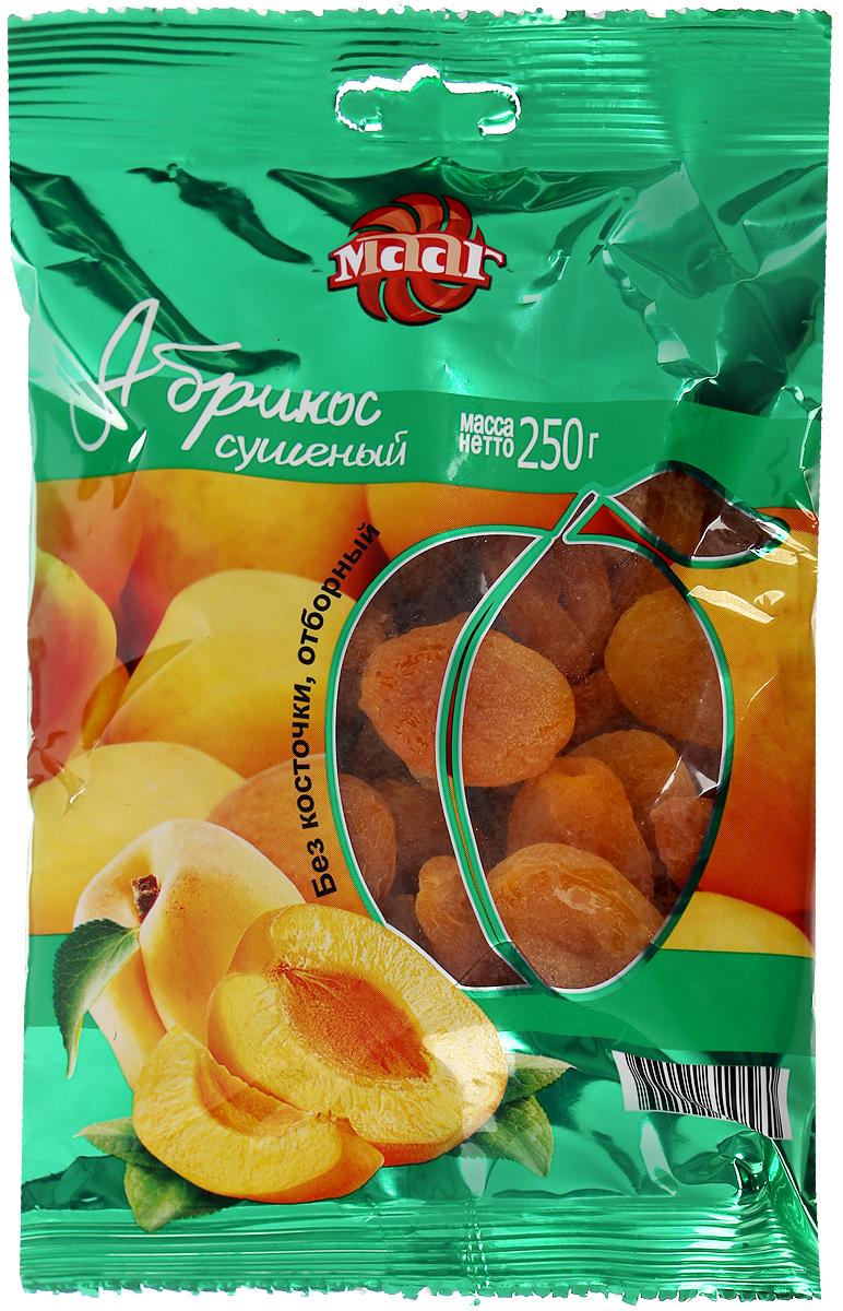 МААГ абрикос сушеный без косточки отборный, 250 г абрикос сушеный без косточек каждый день 450г