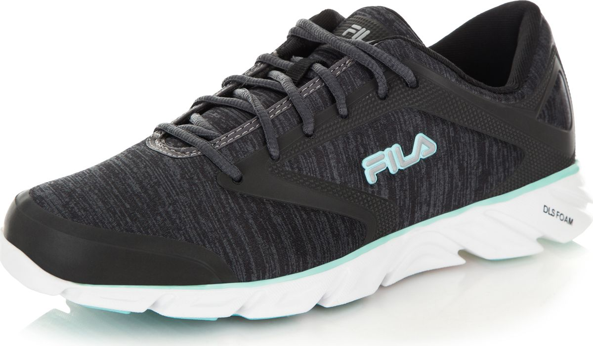 Кроссовки женские Fila Megalite 2.0, цвет: черный. S18FFLRN010-99. Размер 7,5 (37,5)S18FFLRN010-99Удобные женские кроссовки Fila Megalite 2.0 прекрасно подойдут для активного отдыха и на каждый день. Верх модели выполнен из текстиля. Шнуровка надежно фиксирует обувь на ноге. Внутренняя поверхность и стелька исполнены из текстильного материала. Мягкая подошва с рельефным рисунком обеспечивает отличное сцепление с любыми поверхностями.Такие кроссовки займут достойное место среди коллекции вашей обуви.