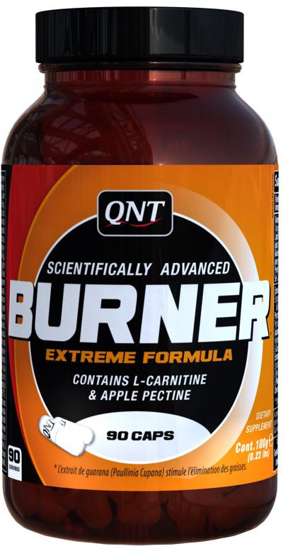 QNT Жиросжигатель Burner, 90 капсул