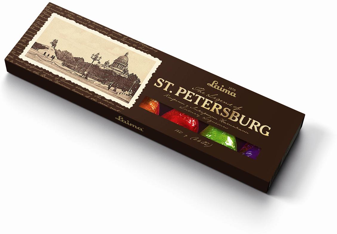 Laima Prozit Санкт-Петербург Ликерные конфеты, 180 г стерилизатор бутылочек xinbei с системой фильтров сухого воздуха 8006