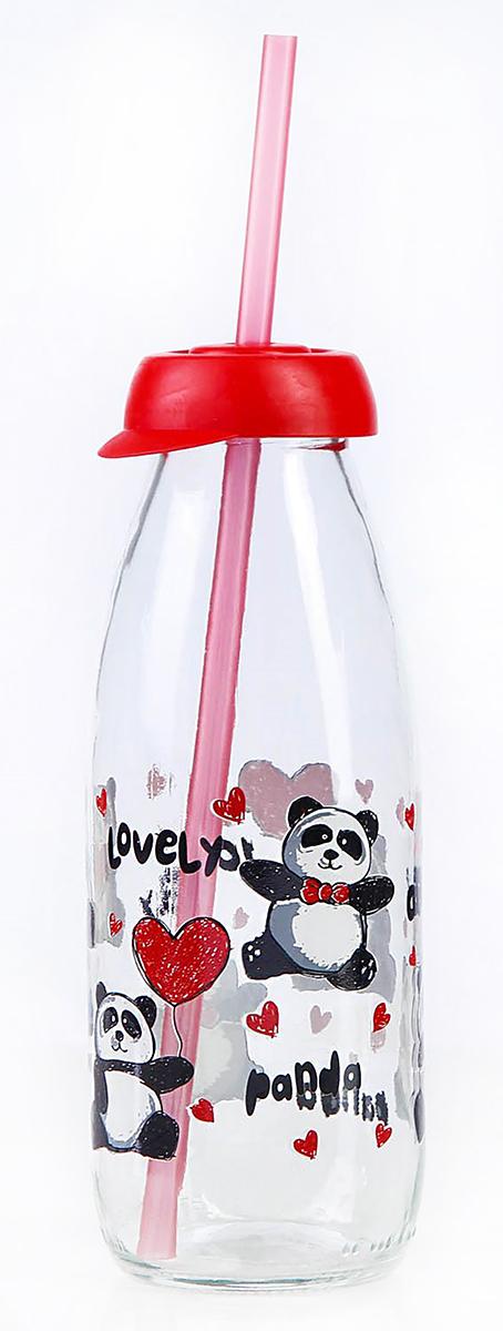 Бутылка Herevin Панда, цвет: красный, 500 мл2933530От качества посуды зависит не только вкус еды, но и здоровье человека. Бутылка - товар, соответствующий российским стандартам качества. Любой хозяйке будет приятно держать его в руках. С данной посудой и кухонной утварью приготовление еды и сервировка стола превратятся в настоящий праздник.