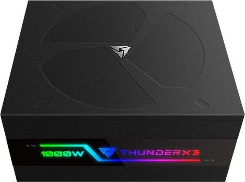 ThunderX3 Plexus 1000, Black блок питания для компьютера