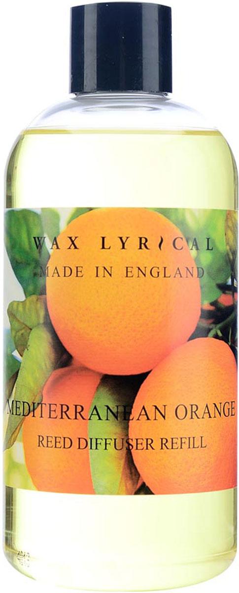 Наполнитель для ароматического диффузора Wax Lyrical Солнечный апельсин. Сделано в Англии, 250 мл свеча ароматическая wax lyrical солнечный апельсин сделано в англии 8 x 8 x 12 5 см