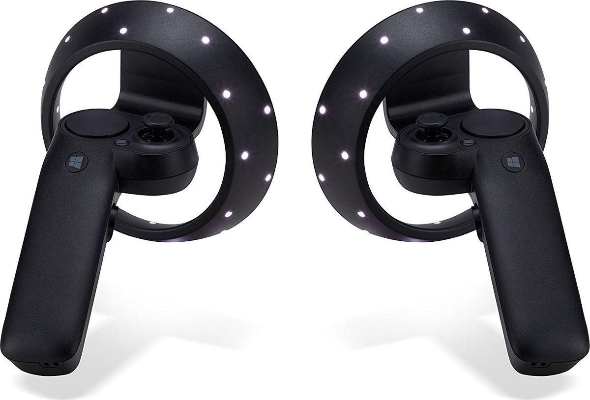 Acer Mixed Reality AH101шлем виртуальной реальности Acer