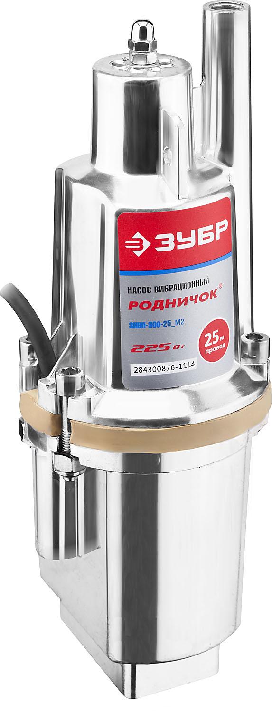Насос вибрационный ЗУБР Родничок ЗНВП-300-25_М2 -  Насосы