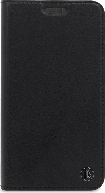 DYP Casual Wallet чехол для Samsung Galaxy J2 (2018), BlackDYPCR00030Чехол-книжка DYP Casual Wallet выполнен из высококачественных материалов и практически не увеличивает размер устройства. А благодаря его удобной конструкции все функциональные кнопки и разъемы остаются свободными. Чехол надежно защитит ваш аппарат от царапин и сколов, механических повреждений, а также позволит хранить кредитные карты или визитки в специально отведенном кармашке. Крышка может использоваться как подставка под устройство, для удобного просмотра видео.