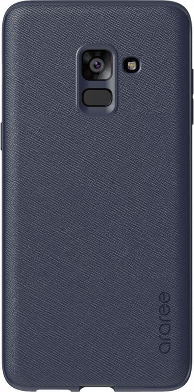Araree Airfit Prime чехол для Samsung Galaxy A8 (2018), BlueGP-A530KDCPBIBЧехол Araree Airfit Prime защищает корпус устройство от вредоносного воздействия окружающих факторов. Высококачественные материалы обеспечат долгий срок службы, как чехла, так и Вашего смартфона. Эргономичный и стильный дизайн сделает использование еще более удобным.