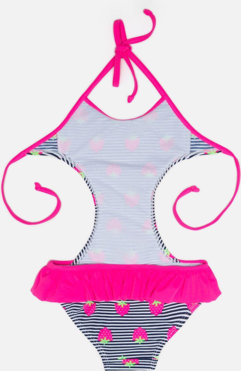 Купальник слитный для девочки infinity KIDS Erica, цвет:  разноцветный.  32224720003_8000.  Размер 98/104 infinity KIDS