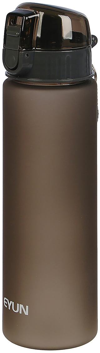 Бутылка спортивная, с ремешком, цвет: черный, 800 мл2969288_черныйОт качества посуды зависит не только вкус еды, но и здоровье человека. Бутылка - товар, соответствующий российским стандартам качества. Любой хозяйке будет приятно держать его в руках. С данной посудой и кухонной утварью приготовление еды и сервировка стола превратятся в настоящий праздник.