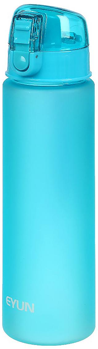 Бутылка спортивная, с ремешком, цвет: голубой, 800 мл2969288_голубойОт качества посуды зависит не только вкус еды, но и здоровье человека. Бутылка - товар, соответствующий российским стандартам качества. Любой хозяйке будет приятно держать его в руках. С данной посудой и кухонной утварью приготовление еды и сервировка стола превратятся в настоящий праздник.