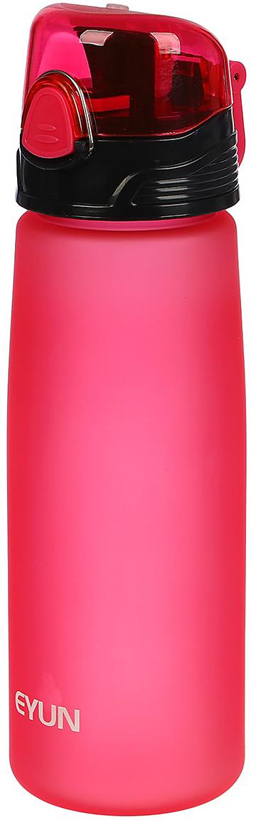 Бутылка спортивная, цвет: розовый, 850 мл2969283_розовыйОт качества посуды зависит не только вкус еды, но и здоровье человека. Бутылка - товар, соответствующий российским стандартам качества. Любой хозяйке будет приятно держать его в руках. С данной посудой и кухонной утварью приготовление еды и сервировка стола превратятся в настоящий праздник.