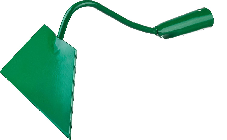 Тяпка большая Росток, тулейка 26 мм, 180 х 90 мм99635Тяпка применяется на садово-огородных участках для рыхления почвы и подготовки ее к посадкам растений. Садовый инструмент РОСТОК - простота и надежность в сочетании с высоким качеством исполнения. Выполнена из высококачественной стали. Ширина рабочей части: 180 мм.
